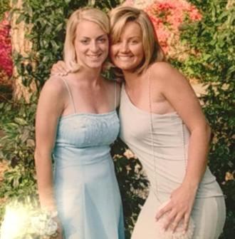 Jenny and Tyler, RMA Prom 2004